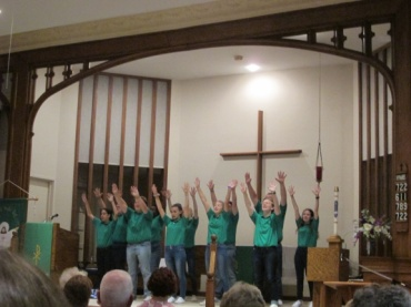 LOMC Swing Choir